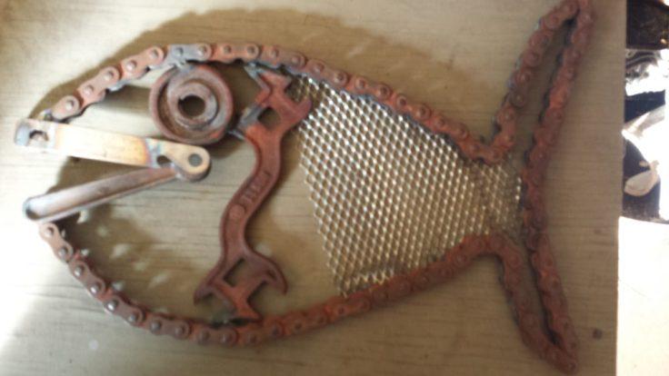 chain fish
