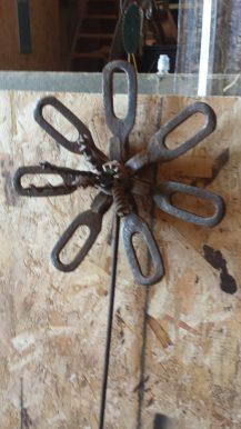 #1 manure chain flower $45