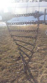 chain trellis