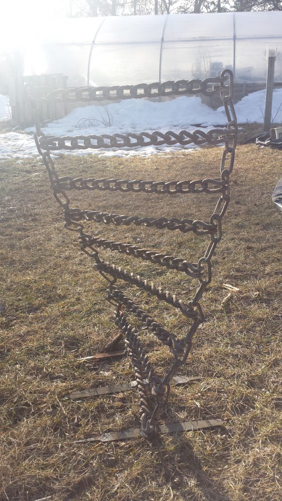 #39 chain trellis $45