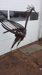 #32 Large 6' crane $265