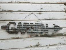 garden arrow