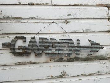 #45 garden arrow $12
