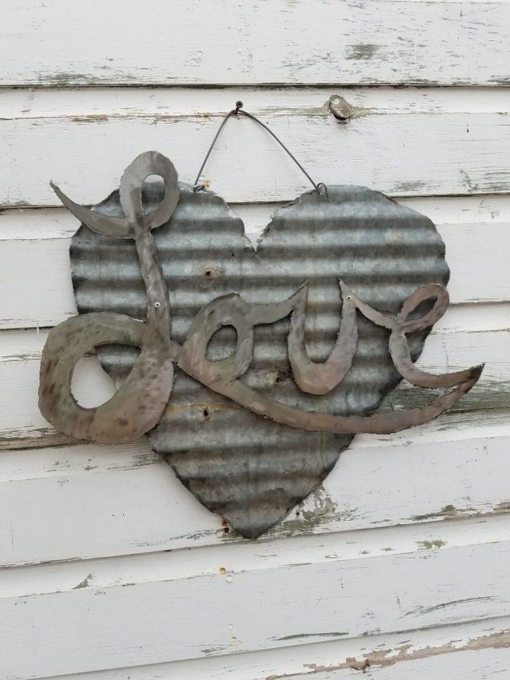 #43 Heart love $29