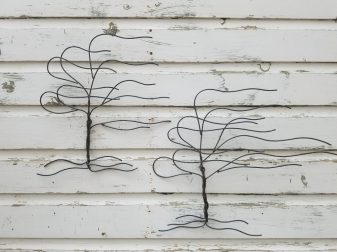 #52 small whispy trees $27