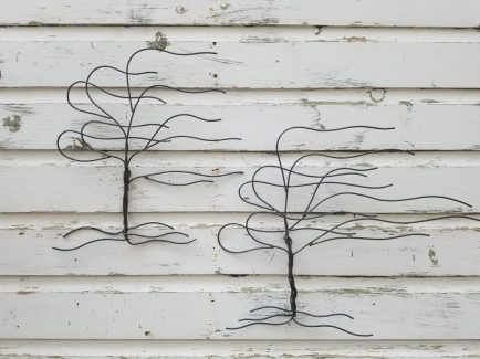 #52 small whispy trees $27