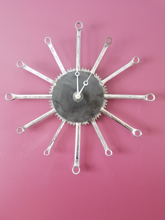 #65 wrench clock $79