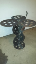 flywheel table