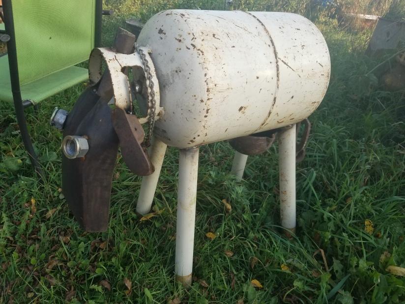 #17 cow $75