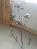 Cluster of flowers $40